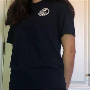 Navy Blue Vans Shirt